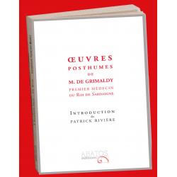 Œuvres posthumes de M. de Grimaldy